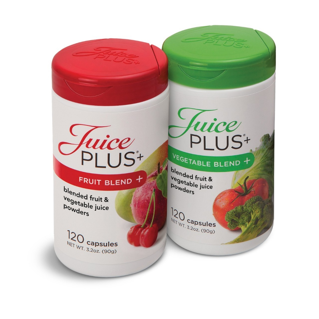 Juice Plus-FRUIT-&-VEGETABLE-BLEND-CAPSULES