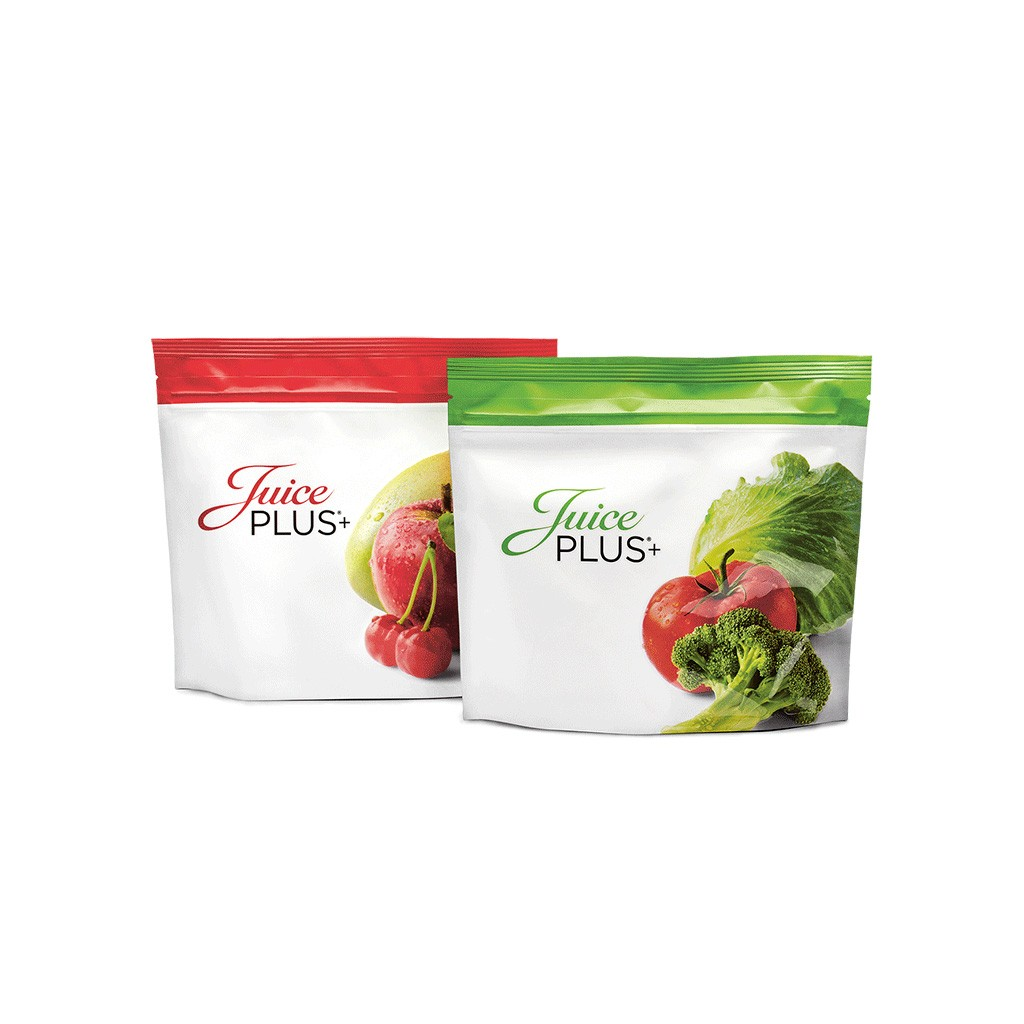 "Fruit & Vegetable Blend Soft Chewables (2<span class=""lower"">x</span>2 Pouches)"