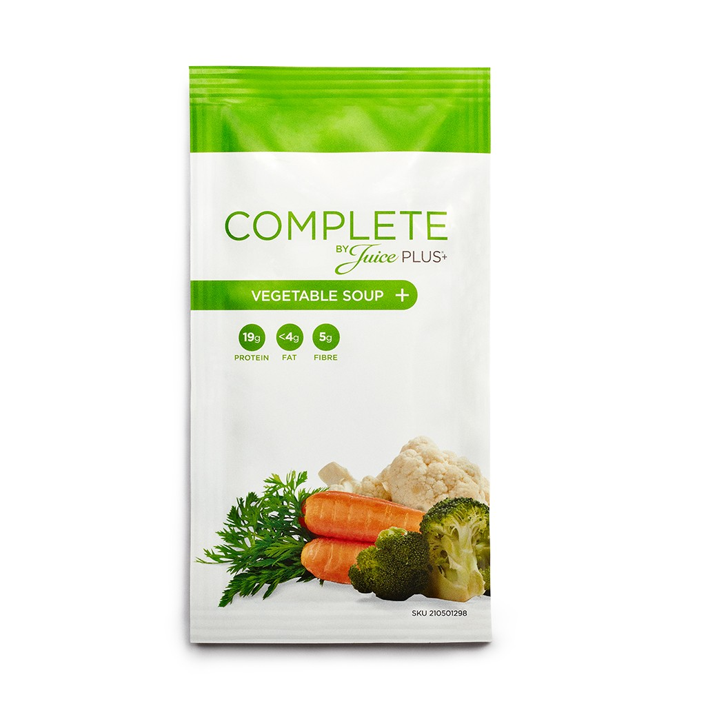 Vegetable Soup (60 Pouches)