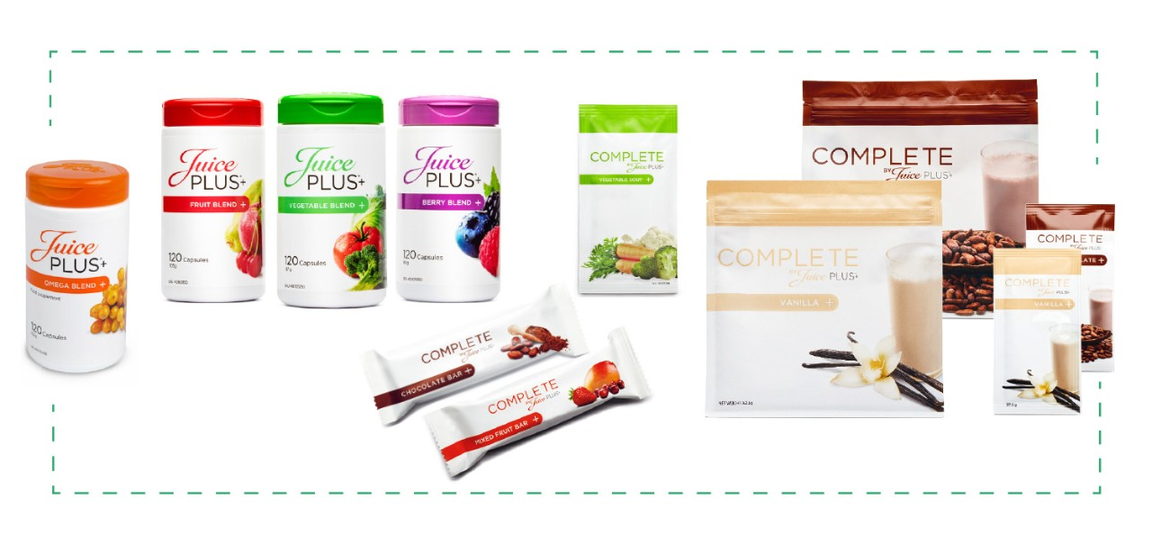 Informed Choice Juice Plus+ Products