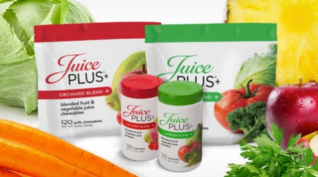 Juice Plus+®  Orchard and Garden Blends