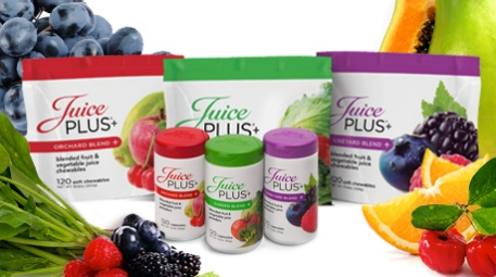 Juice PLUS+® Orchard, Garden and Vineyard Blends