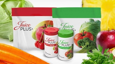 Juice PLUS+®  Fruit and Vegetable Selection