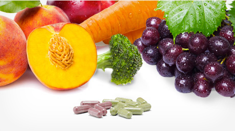 Ingredienti di Juice PLUS+®