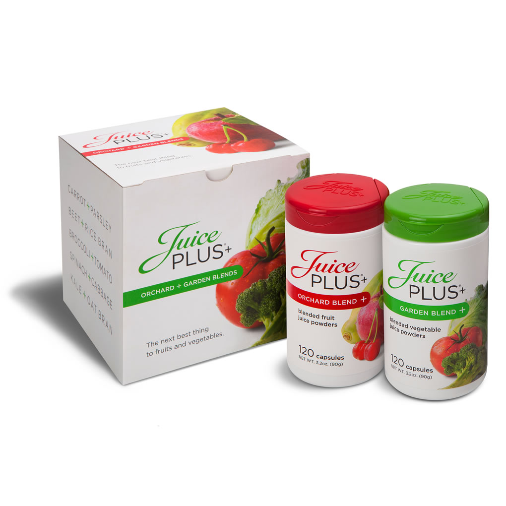 Orchard & Garden Blend Capsules