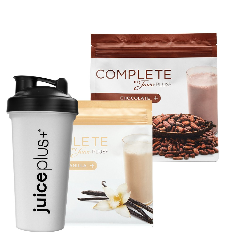 Mix Shake Box (3/3 Påsar)