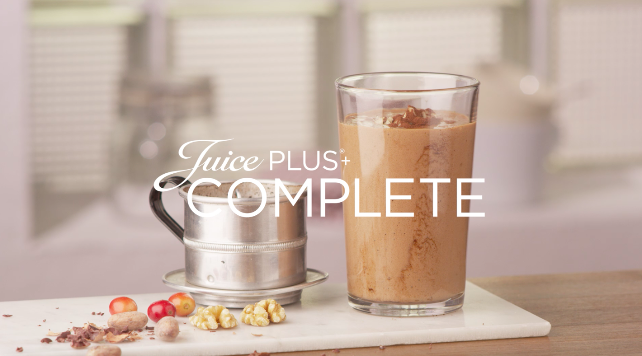 Top Juice PLUS+ Vietnamese Coffee Smoothie QS99