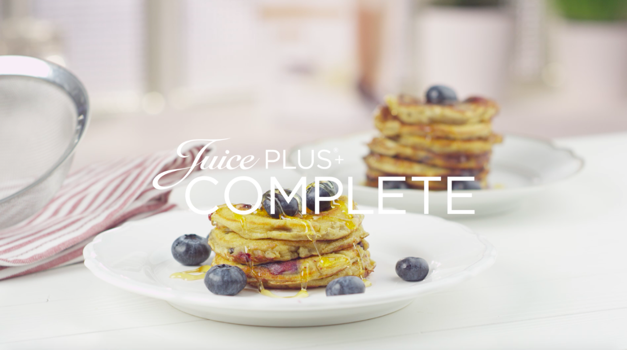 Favoloso Juice PLUS+ Pancakes YK22