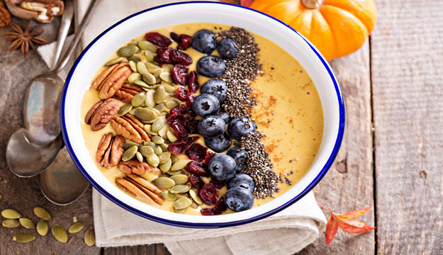 Spice Up Your Fall With These 4 Healthy Pumpkin Spice Recipes