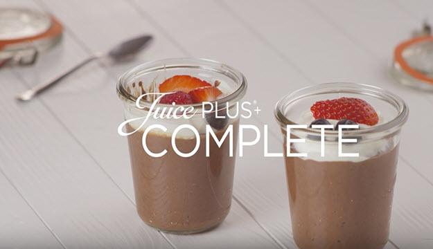 Juice Plus Complete Cake Recipe