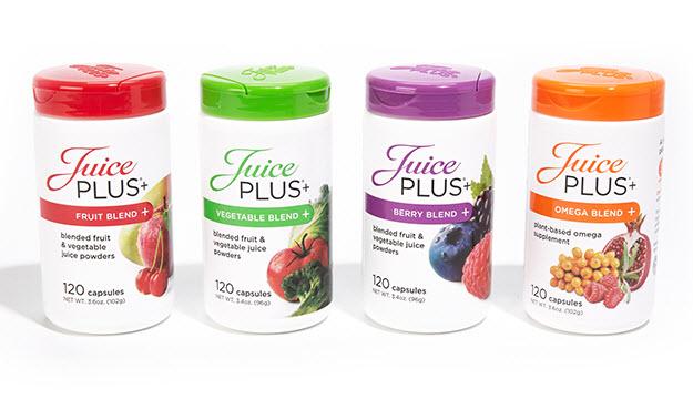 Juice Plus Haitat