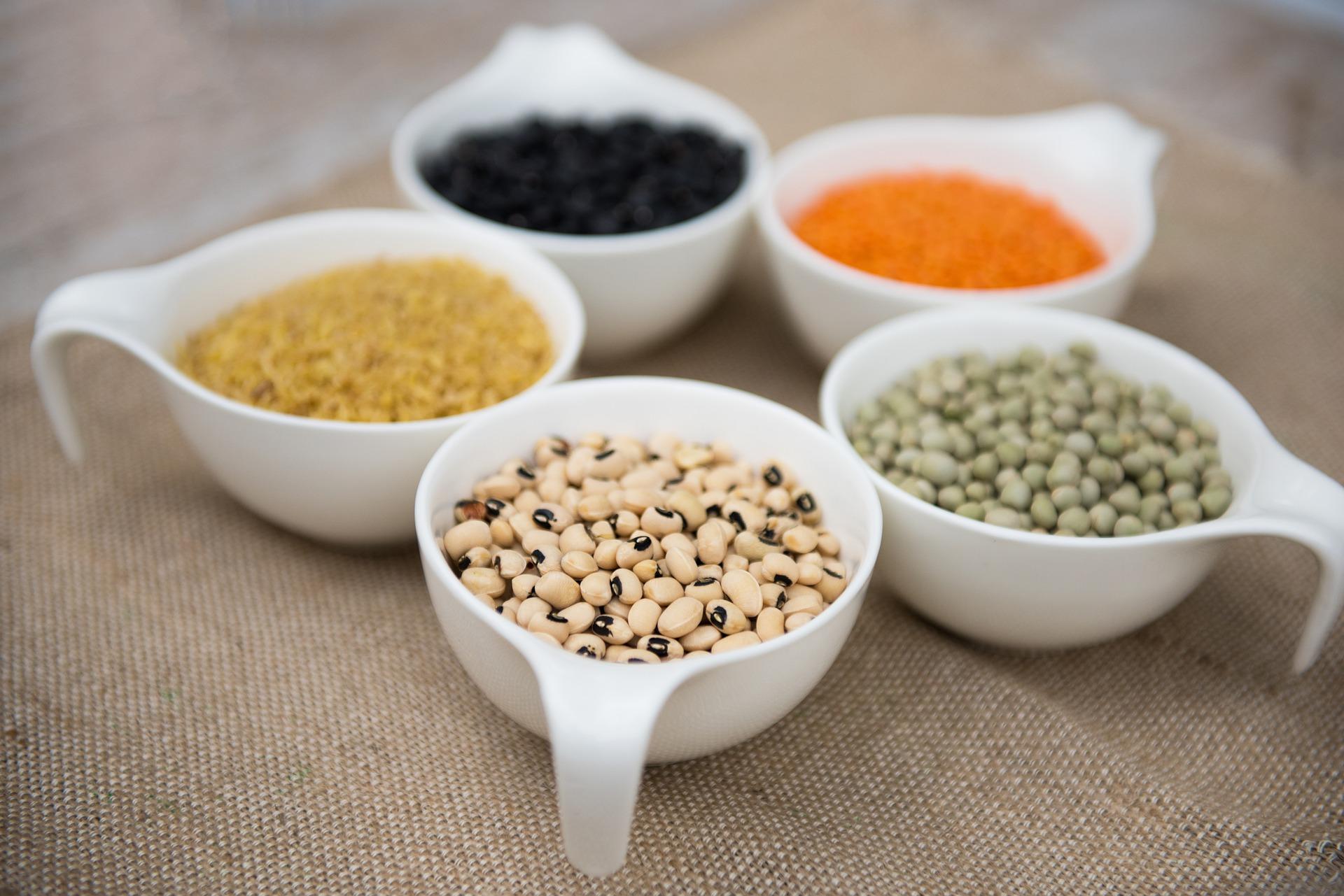 Claves para combinar proteínas vegetales